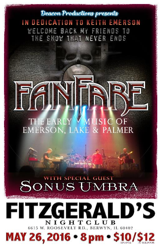 Fanfare and Sonus at Fitgerald's